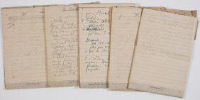 NOTES FROM THE INTERROGATION OF ADOLF HITLER'S PHYSI