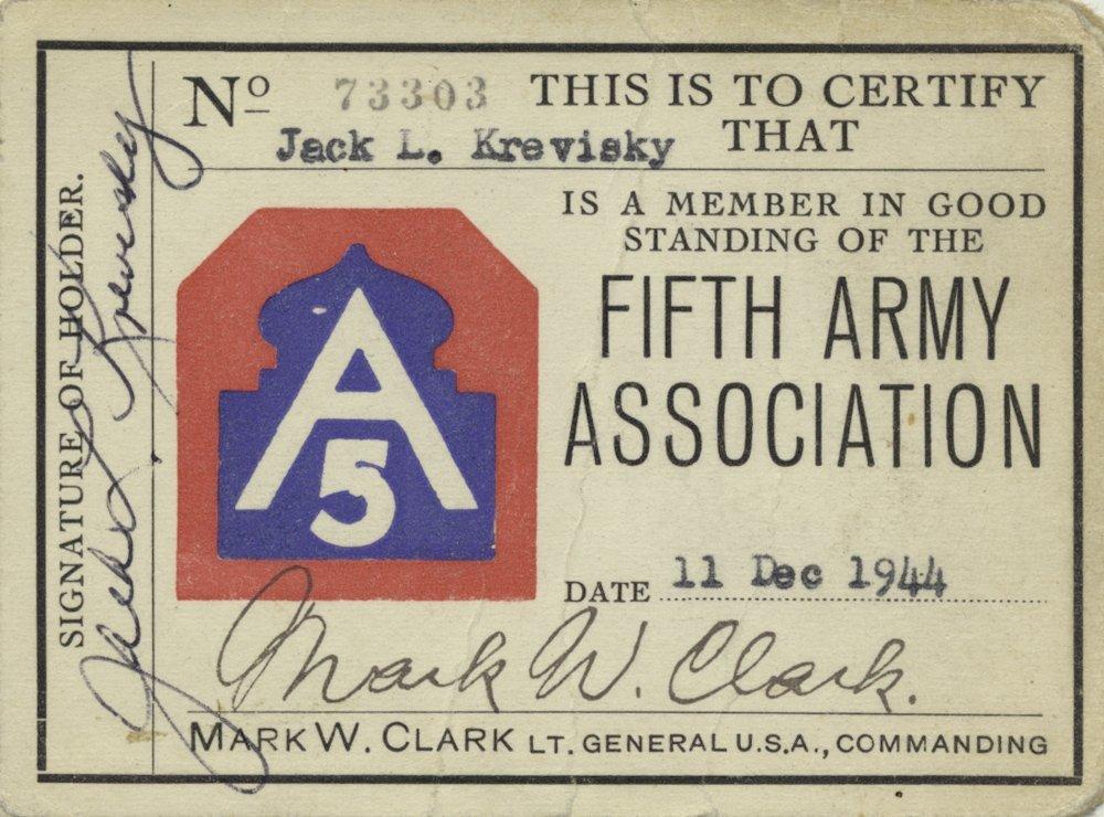 18: MARK W. CLARK