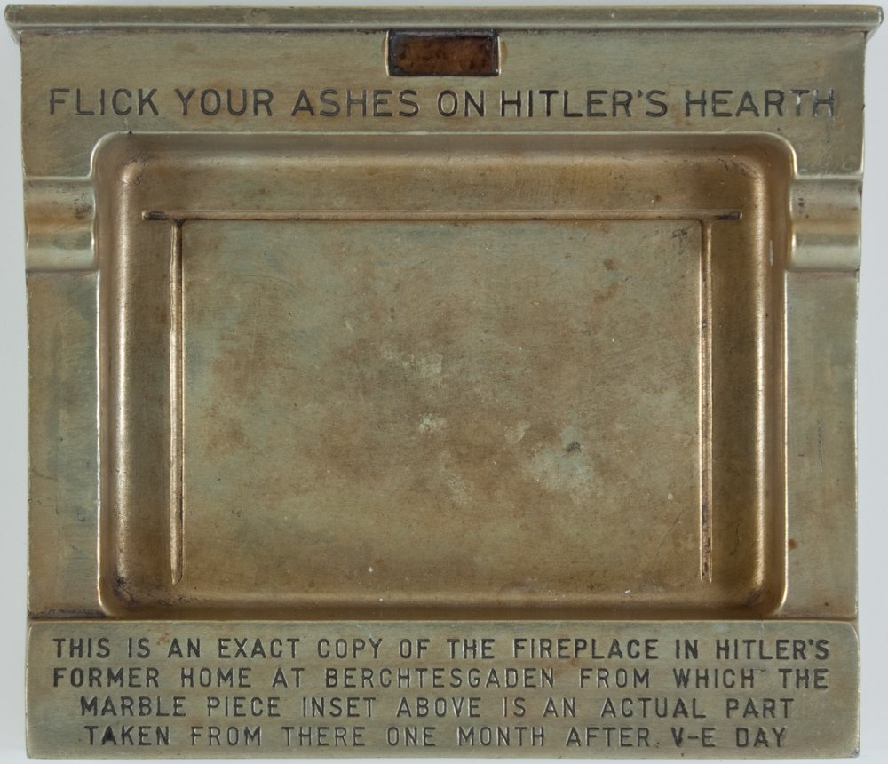 """277: """"FLICK YOUR ASHES ON HITLER'S HEARTH"""""""