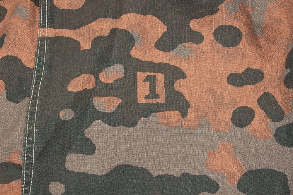 """297: WAFFEN-SS PANZER """"KOMBINATION"""" COVERALL - 6"""
