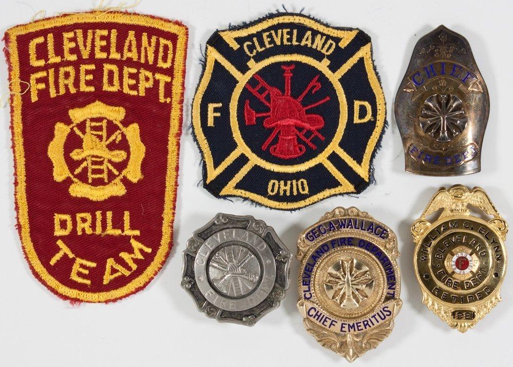 518: CLEVELAND FIRE DEPARTMENT