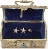 GEN. GEORGE S. PATTON'S UNIFORM STARS