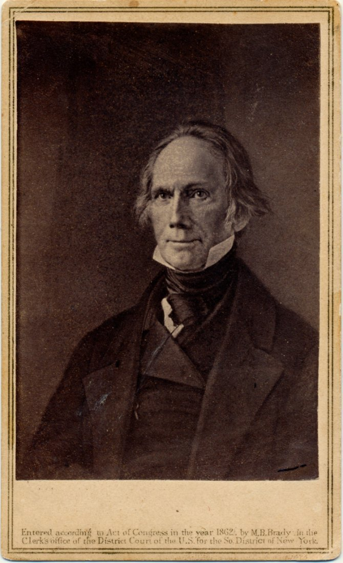 (HENRY CLAY)