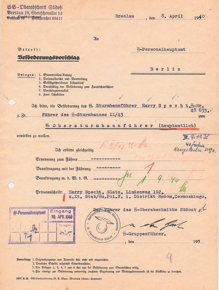Erich Von Dem Bach Zelewski