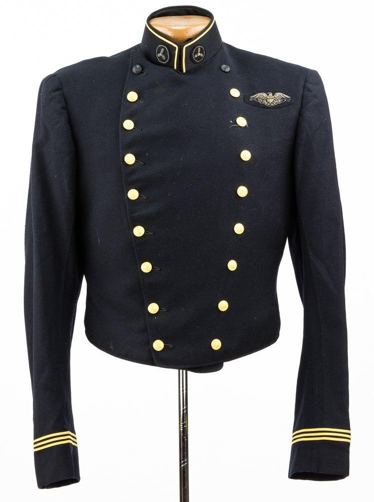 WORLD WAR II US NAVAL RESERVE DRESS JACKET