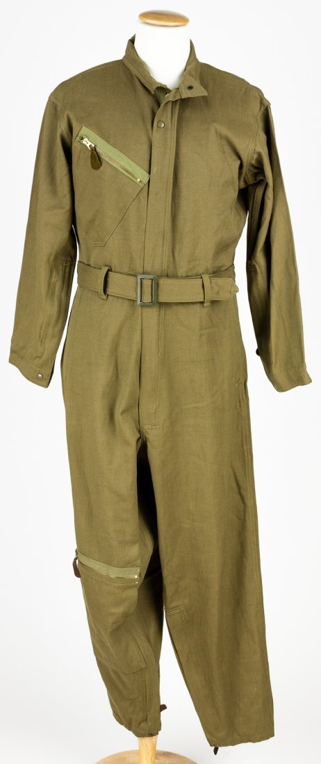 (ZEMKE'S WOLF PACK) ARMY AIR FORCE A-4 FLYING SUIT