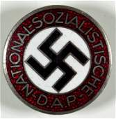 N.S.D.A.P. MEMBERSHIP BADGE