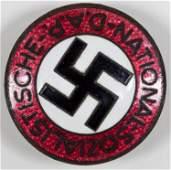 N.S.D.A.P. MEMBERSHIP PIN