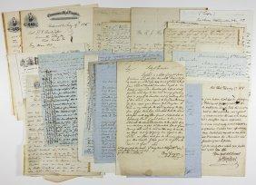 Washington Family Correspondence