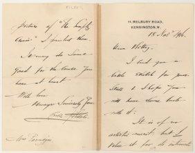Samuel Luke Fildes
