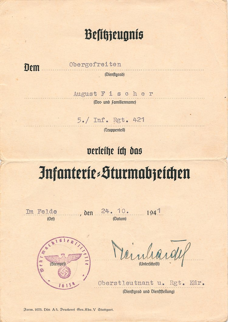 ALFRED-HERMANN REINHARDT