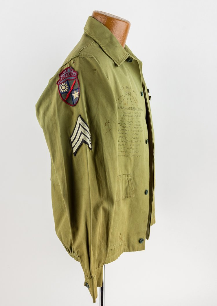 MARS TASK FORCE SERGEANT'S JACKET WITH THEATER MADE - 3