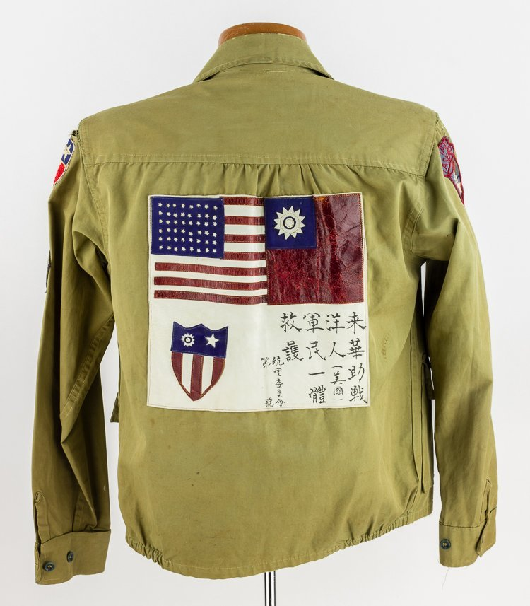 MARS TASK FORCE SERGEANT'S JACKET WITH THEATER MADE - 4