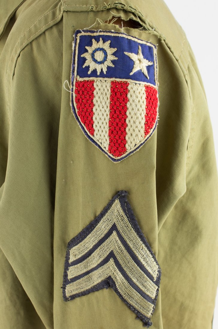 MARS TASK FORCE SERGEANT'S JACKET WITH THEATER MADE - 6