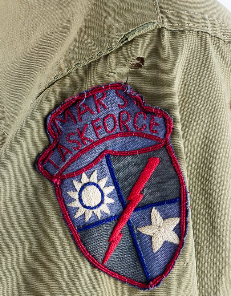 MARS TASK FORCE SERGEANT'S JACKET WITH THEATER MADE - 9