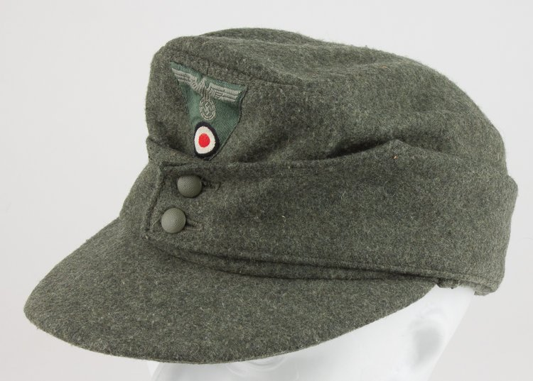 GERMAN NCO/ENLISTED MAN'S M43 FIELD CAP