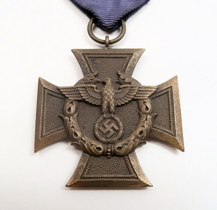 GERMAN CUSTOMS SERVICE MEDAL