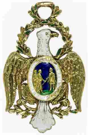 GENERAL FRIEDRICH WILHELM VON STEUBEN'S SOCIETY OF THE