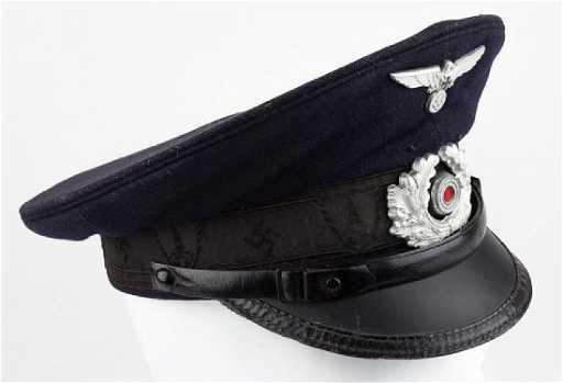 39cb98c4537 GERMAN VETERANS  ASSOCIATION VISOR CAP