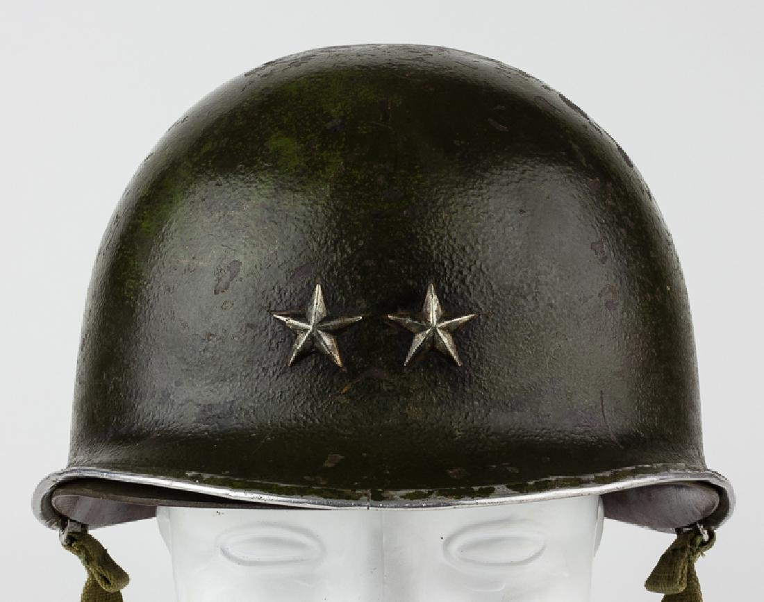 THE TWO-STAR GENERAL'S HELMET OF GEN. WILLIAM H. H.