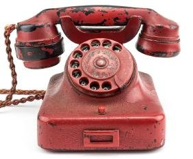 ADOLF HITLER'S PERSONAL PRESENTATION TELEPHONE,