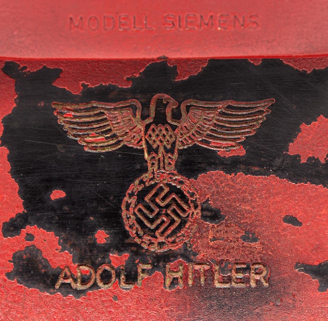 ADOLF HITLER'S PERSONAL PRESENTATION TELEPHONE, - 2