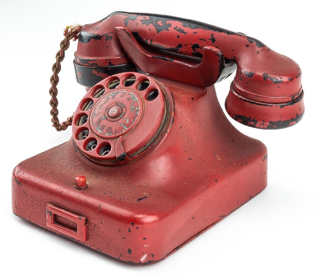 ADOLF HITLER'S PERSONAL PRESENTATION TELEPHONE, - 3