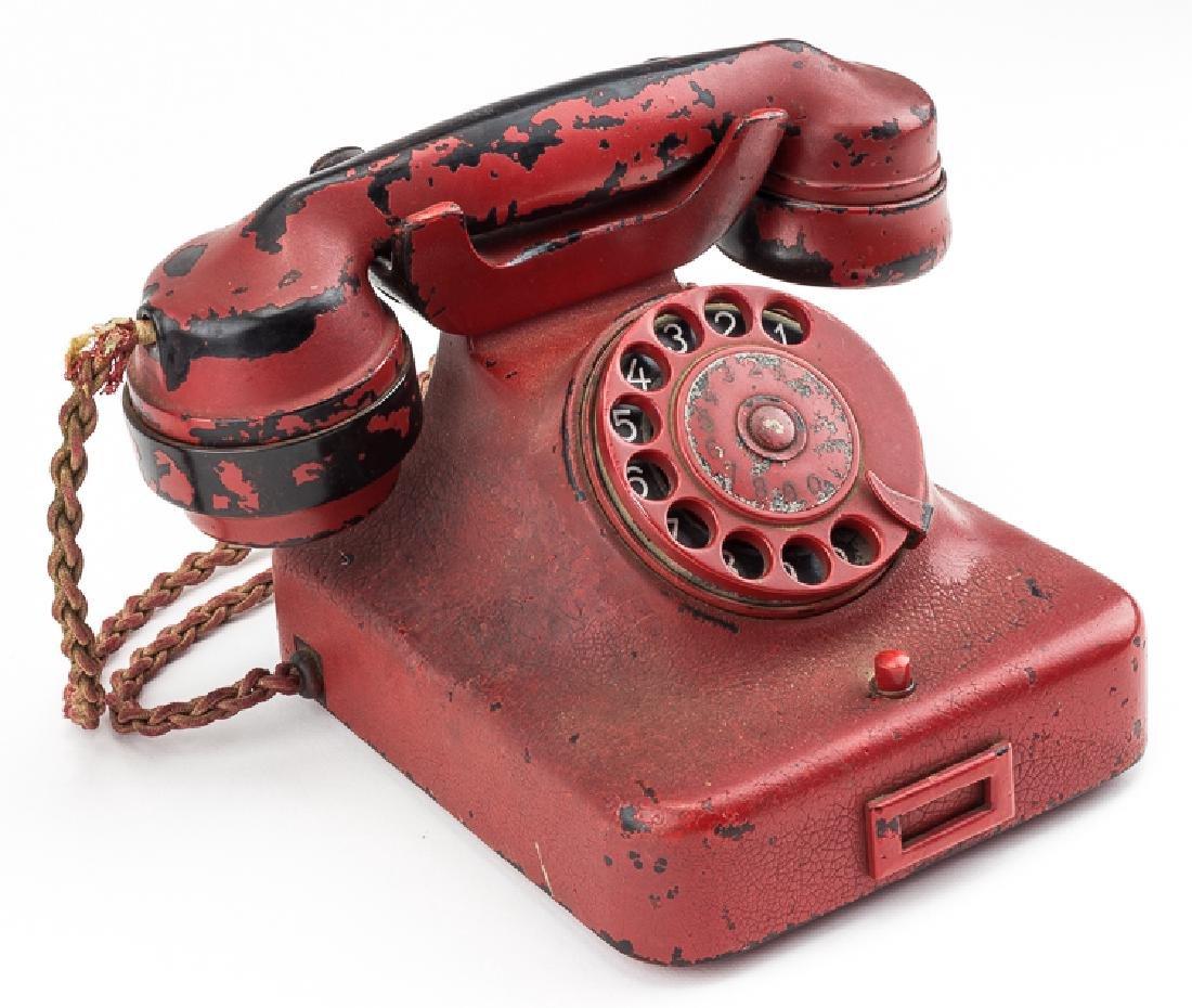 ADOLF HITLER'S PERSONAL PRESENTATION TELEPHONE, - 4