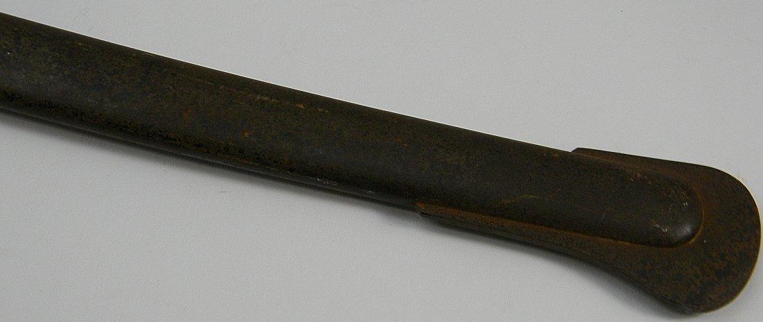 US 1850 Calvary Sword Ames Mfg Co Cabotville ADK - 8