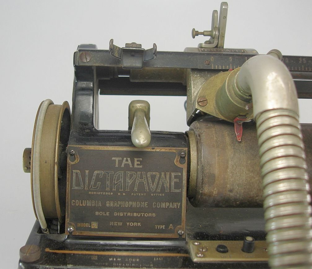 The Dictaphone Columbia Graphophone Company - 2