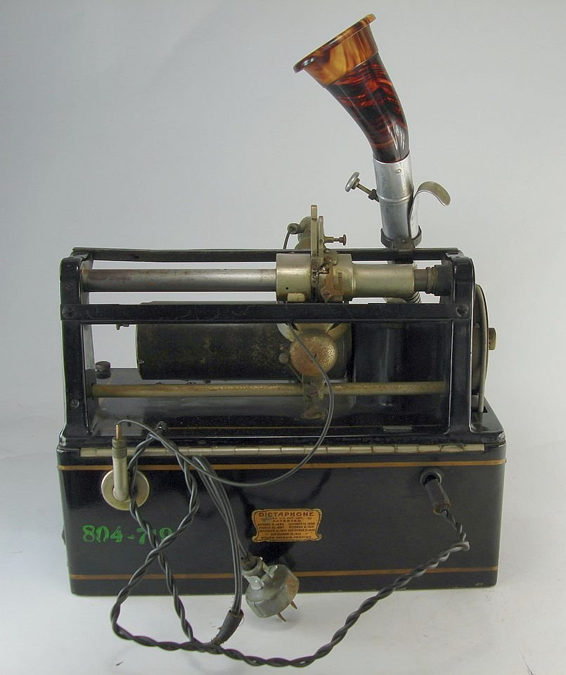 The Dictaphone Columbia Graphophone Company - 6