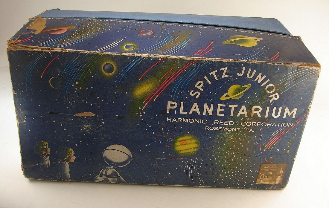 Spitz Junior Planetarium Childrens Toy - 2