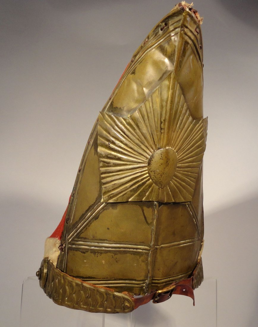 Prussian Grenadier Mitre Helmet Napoleonic Wars