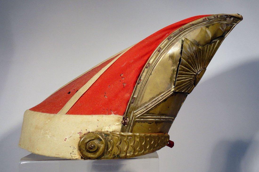 Prussian Grenadier Mitre Helmet Napoleonic Wars - 3