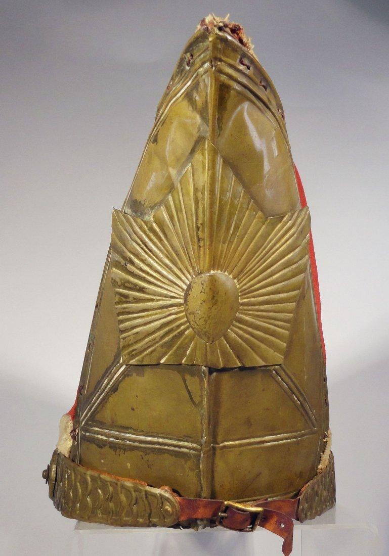 Prussian Grenadier Mitre Helmet Napoleonic Wars - 6
