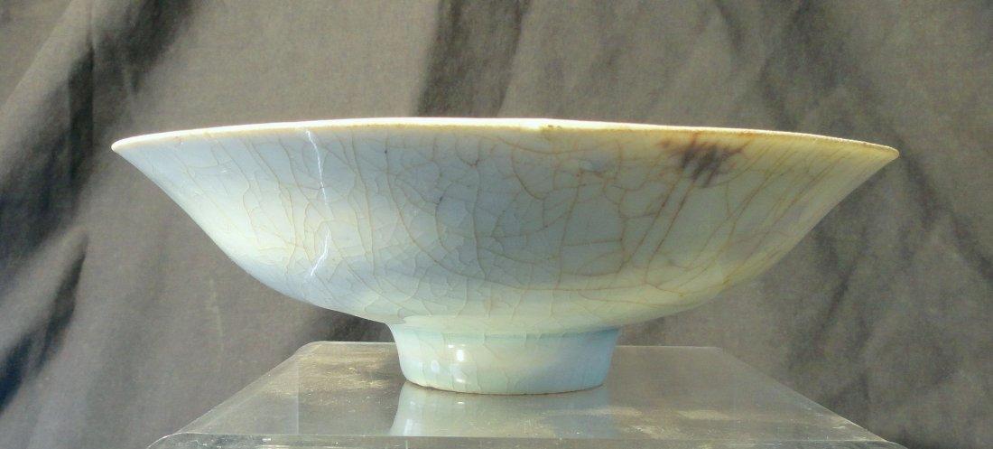 Antique Chinese Song Dynasty Qingbai Yingqing Dish