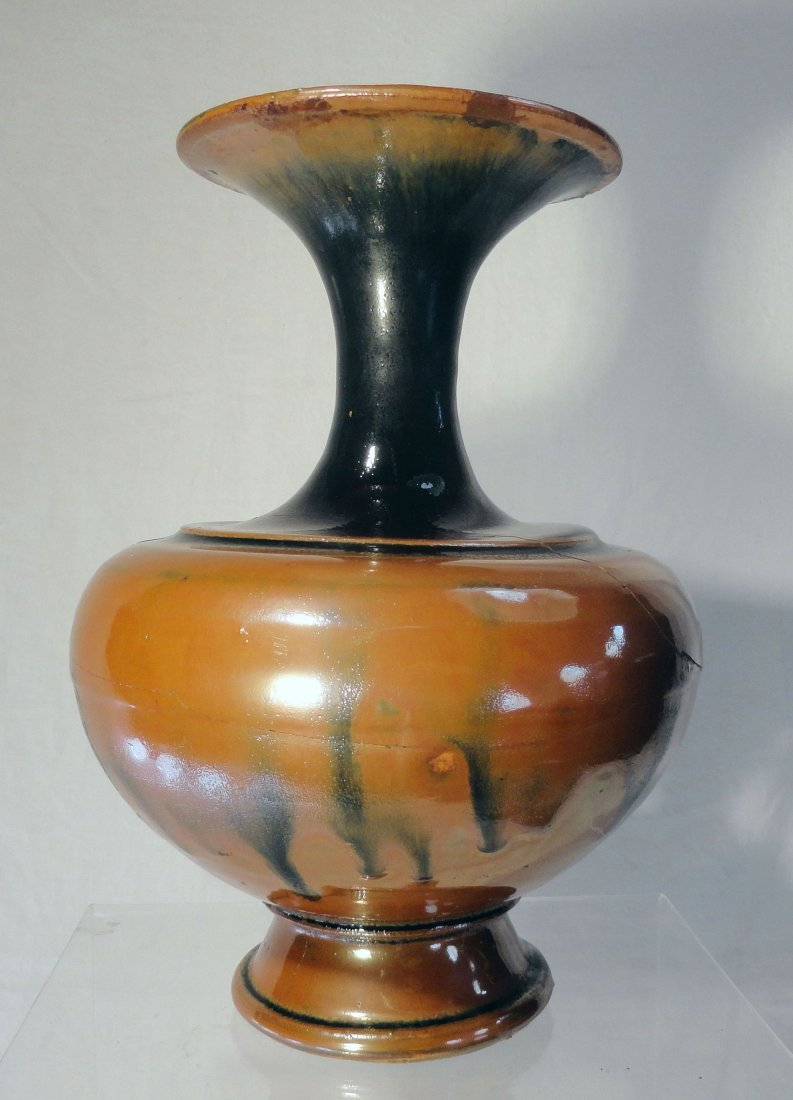 Exceedingly Rare and Important Chinese Song Vase