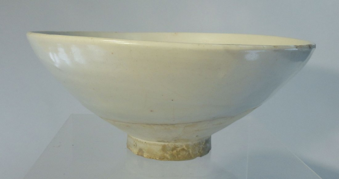 Antique Chinese Song Dynasty Dingyao Ding Bowl - 2