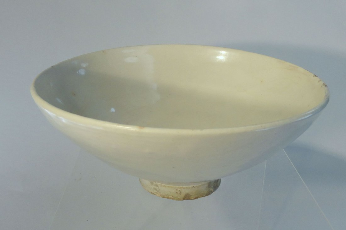 Antique Chinese Song Dynasty Dingyao Ding Bowl - 3