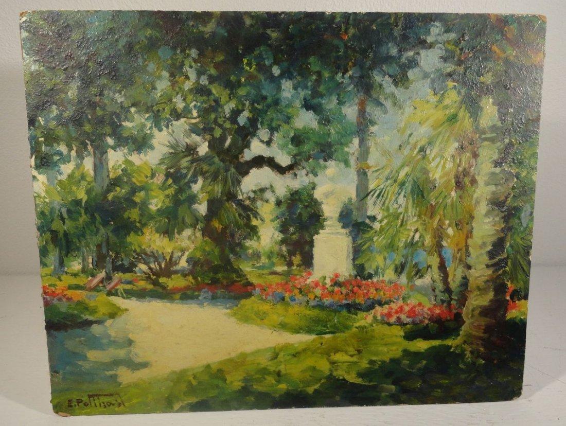 American E. Potthast Oil Board Massena Park Nice France