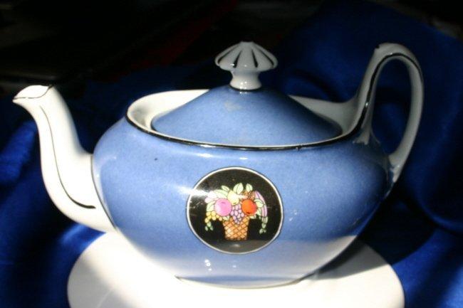 Phoenix Czech Teapot