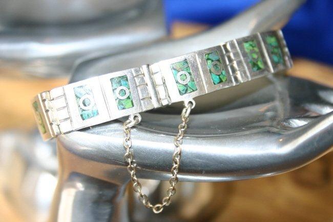 Tono Mexico Sterling Silver Bracelet