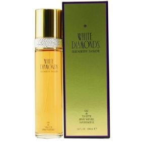 BRAND NEW ELIZABETH TAYLOR WHITE DIAMONDS PERFUME