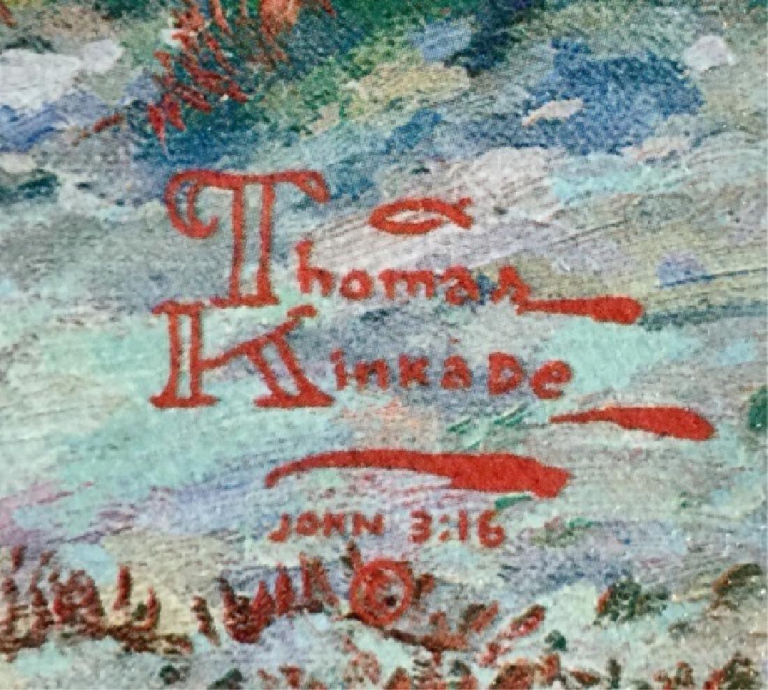 THOMAS KINKAID LIMITED EDITION FINE ART PRINT - 3