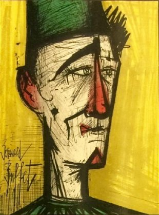 Incredible Bernard Buffet Prices 1 541 Auction Price Results Interior Design Ideas Helimdqseriescom