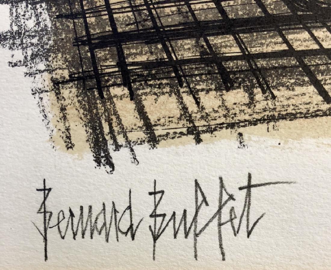 PENCIL SIGNED BERNARD BUFFET LITHOGRAPH V$2,000 - 3