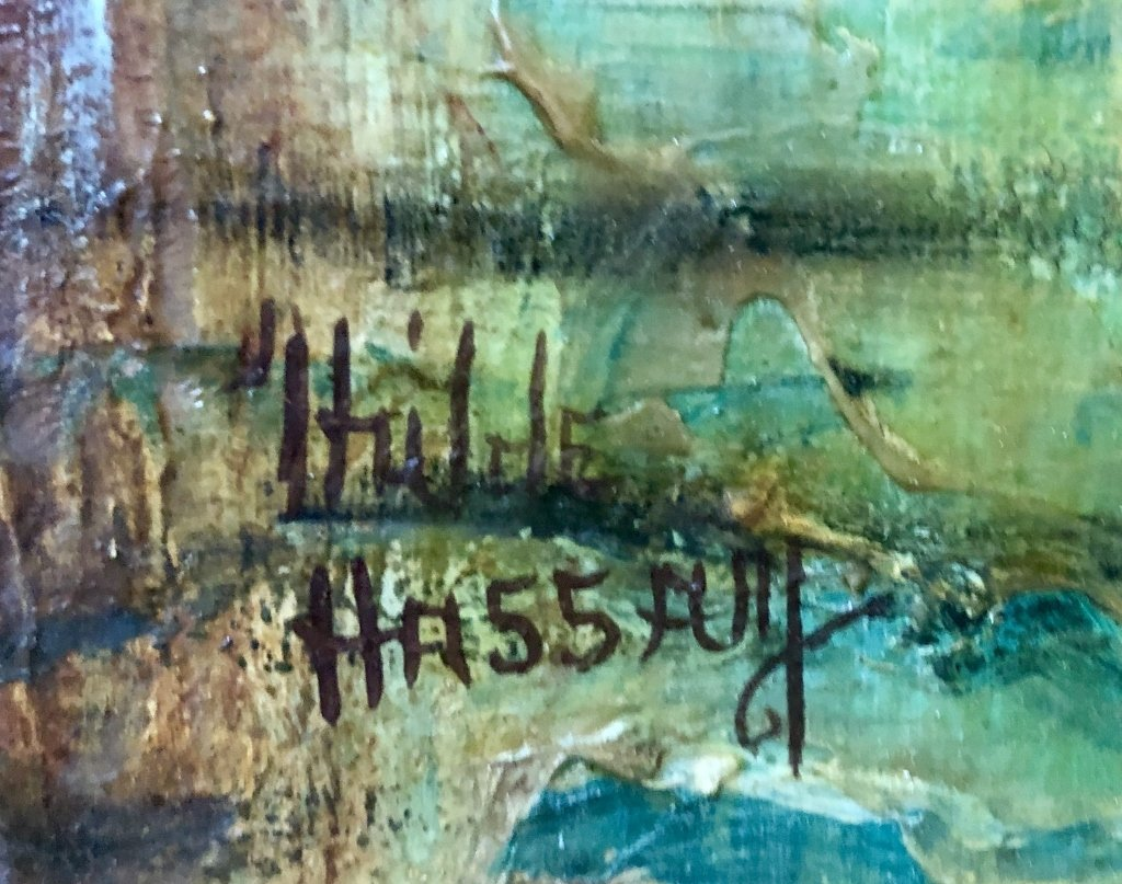 CHILDE HASSAM IMPERSSIONISTIC OIL/CANVAS V$100,000 - 2