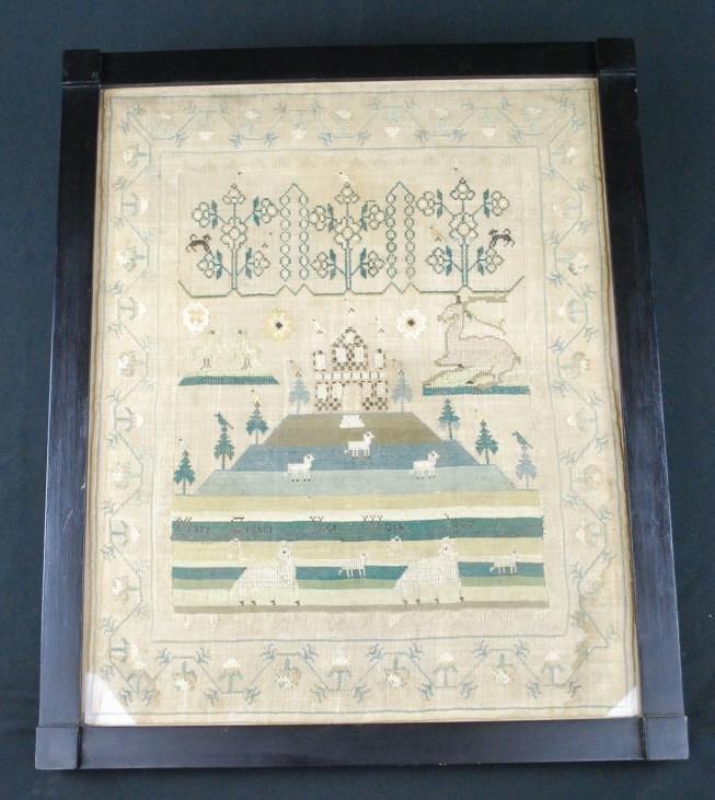 1807 PA or VA Sampler