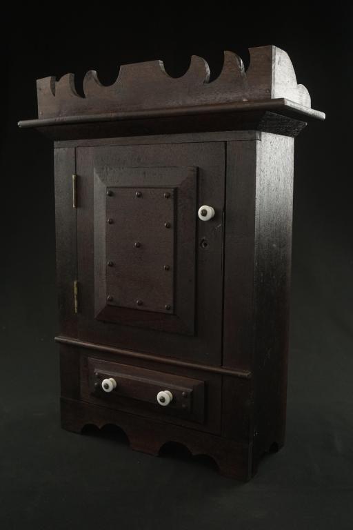 1890s Pennsylvania Child's Cupboard 1890s Pennsylvania