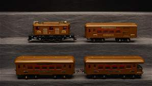 Ives Standard Gauge 701-1 Set.